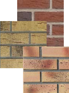Brick Finishes for base of conservatories